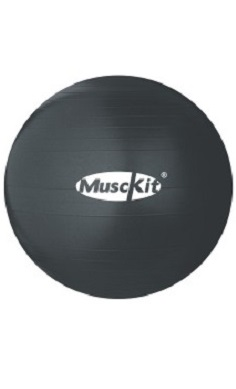 musckit fitness ball, gym ball, swiss ball
