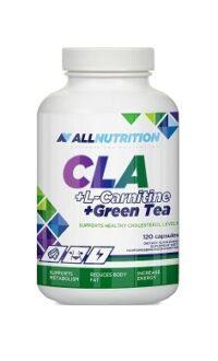 All Nutrition CLA + L-Carnitine + Green Tea caps