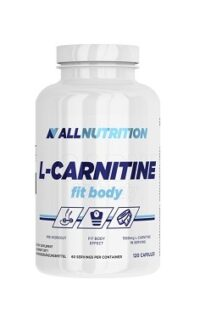 All Nutrition L-Carnitine fit body 120 caps