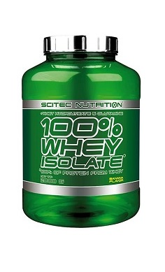Scitec 100% whey isolate protein 2000g
