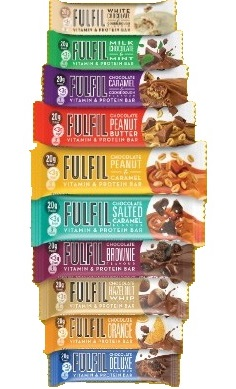 Fulfil Nutrition Protein bar ireland