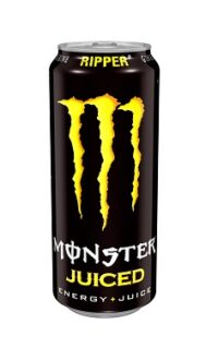 Monster Energy Juiced Ripper - energy drink