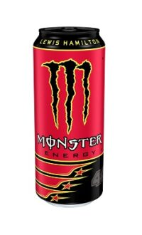 Monster Energy Lewis Hamilton 44 - energy drink