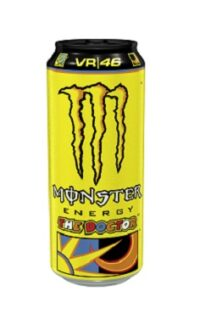 Monster Energy The Doctor 46 - energy drink