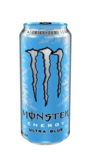 Monster Energy ultra BLUE - energy drink