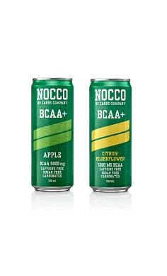 Nocco BCAA+ caffeine free