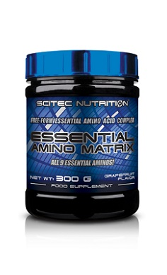 scitec Nutrition Essential Amino Matrix, amino acids