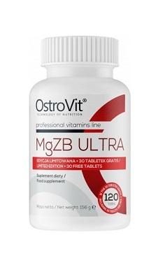 ZMA - OstroVit MgZb Ultra- zinc, magnesium, vitamin B6