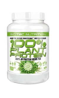 Scitec Nutrition 100% Plant Protein, Vegan Protein