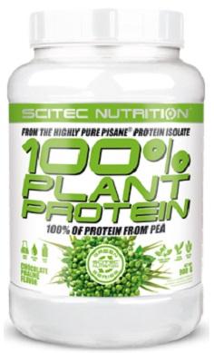 Scitec Nutrition 100% Plant Protein Vegan Protein