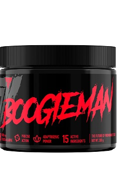 Trec Nutrition BoogieMan Pre-workout black