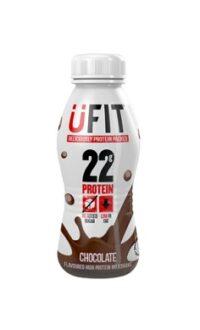 ufit 22g protein milk rtd - ready to drink - protein drink