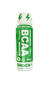 All Nutrition BCAA Shock + Green Tea 80ml Shot