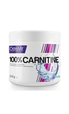 ostrovit 100% l-carnitine tartrate powder