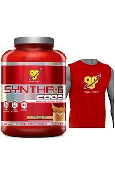 BSN Syntha 6 Edge protein + vest
