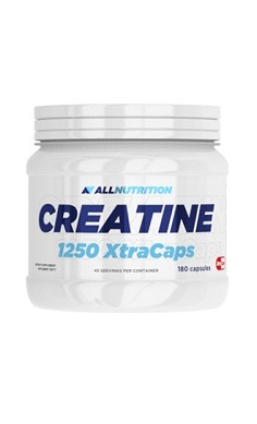 All Nutrition Creatine capsules monohydrate
