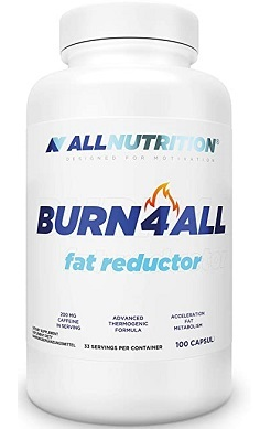 All Nutrition Burn4All fat reductor