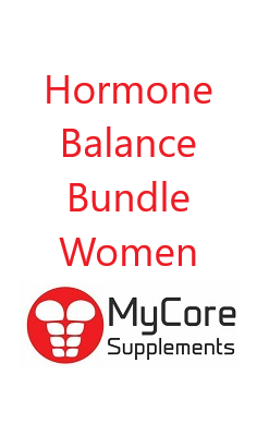 women Hormone Balance bundle