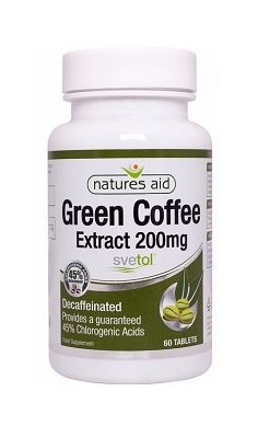 svetol Natures Aid Green Coffee Extract