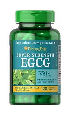 Puritans Pride EGCG 350mg