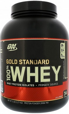 optimum nutrition whey Protein gold standard