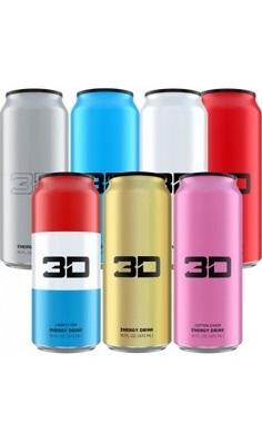 3D Energy Drink 3