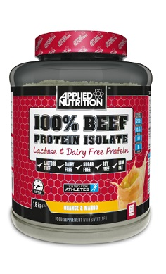 Applied Nutrition 100% Beef Protein Isolate