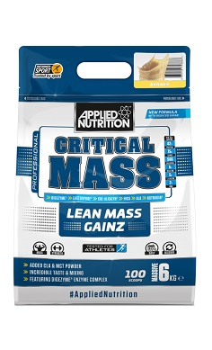 Applied Nutrition Critical Mass Gainer