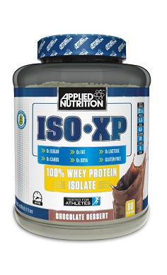 Applied Nutrition iso xp whey protein isolate