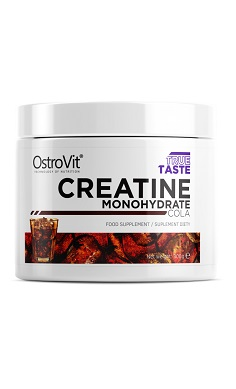 Ostrovit Flavoured Creatine cola, cherry, orange, lemon