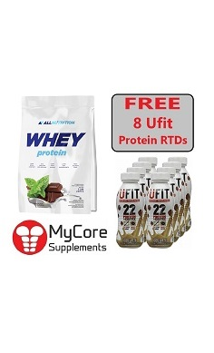 All Nutrition Whey Protein + Free Ufit Protein RTDs Facebook small