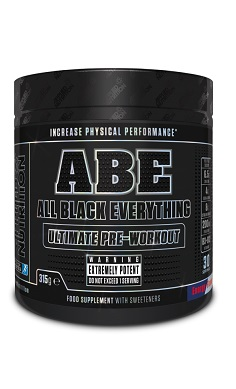 Applied Nutrition All Black Everything ABE Pre-workout