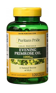 Puritan's Pride Evening Primrose Oil 1000mg GLA