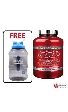scitec Nutrition 100 whey protein professional offer 2