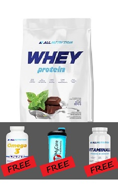 All Nutrition whey protein offer 2