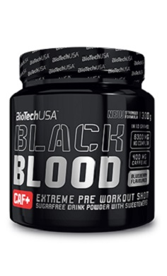BioTech USA Black Blood Caf+ Pre-workout