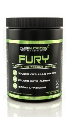 Flexi Nutrition Fury Pre-workout