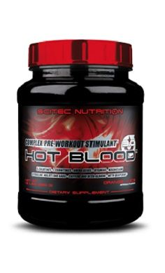 Scitec Nutrition Hot Blood Pre-workout