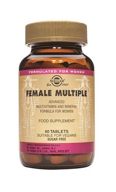 Solgar Female Multivitamin Tablets