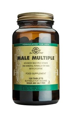 Solgar Male Multivitamin Tablets