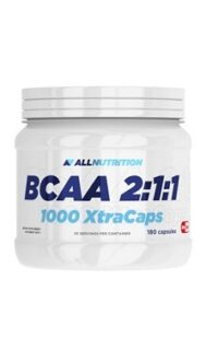 All Nutrition bcaa capsules