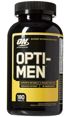 Optimum Nutrition Opti-Men Male Multivitamin