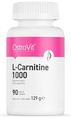 OstroVit L-Carnitine 1000 tablets