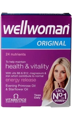 vitabiotics wellwoman original - women's multivitamin