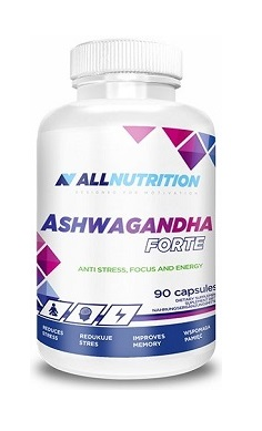All Nutrition Ashwagandha Forte