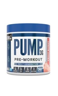 Applied Nutrition pump 3G Pre-workout