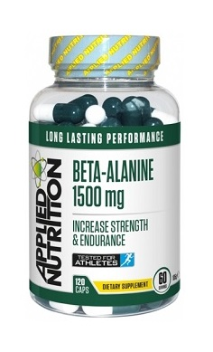 Applied Nutrition Beta Alanine 1500mg