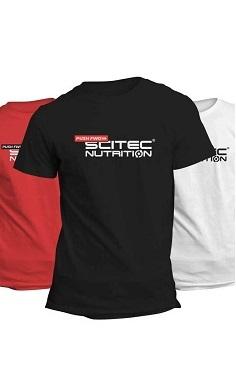 Scitec Nutrition push fwd t-shirt