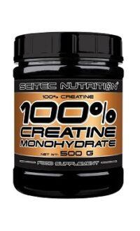 scitec nutrition 100 creatine monohydrate