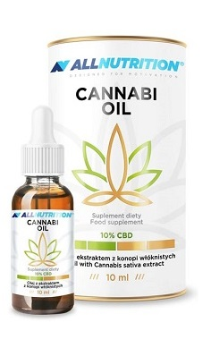 All Nutrition Cannabi Oil - CBD oil - hemp oil